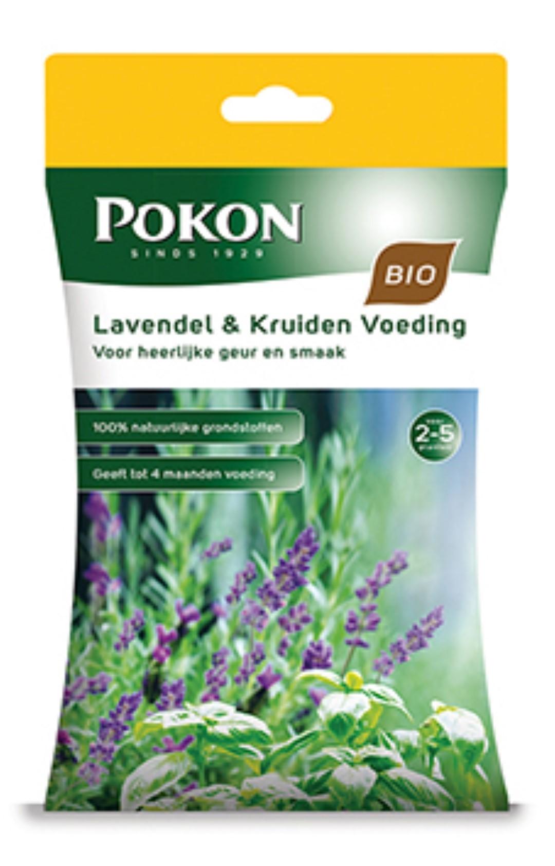Lavendel & Kruiden Voeding 100gr