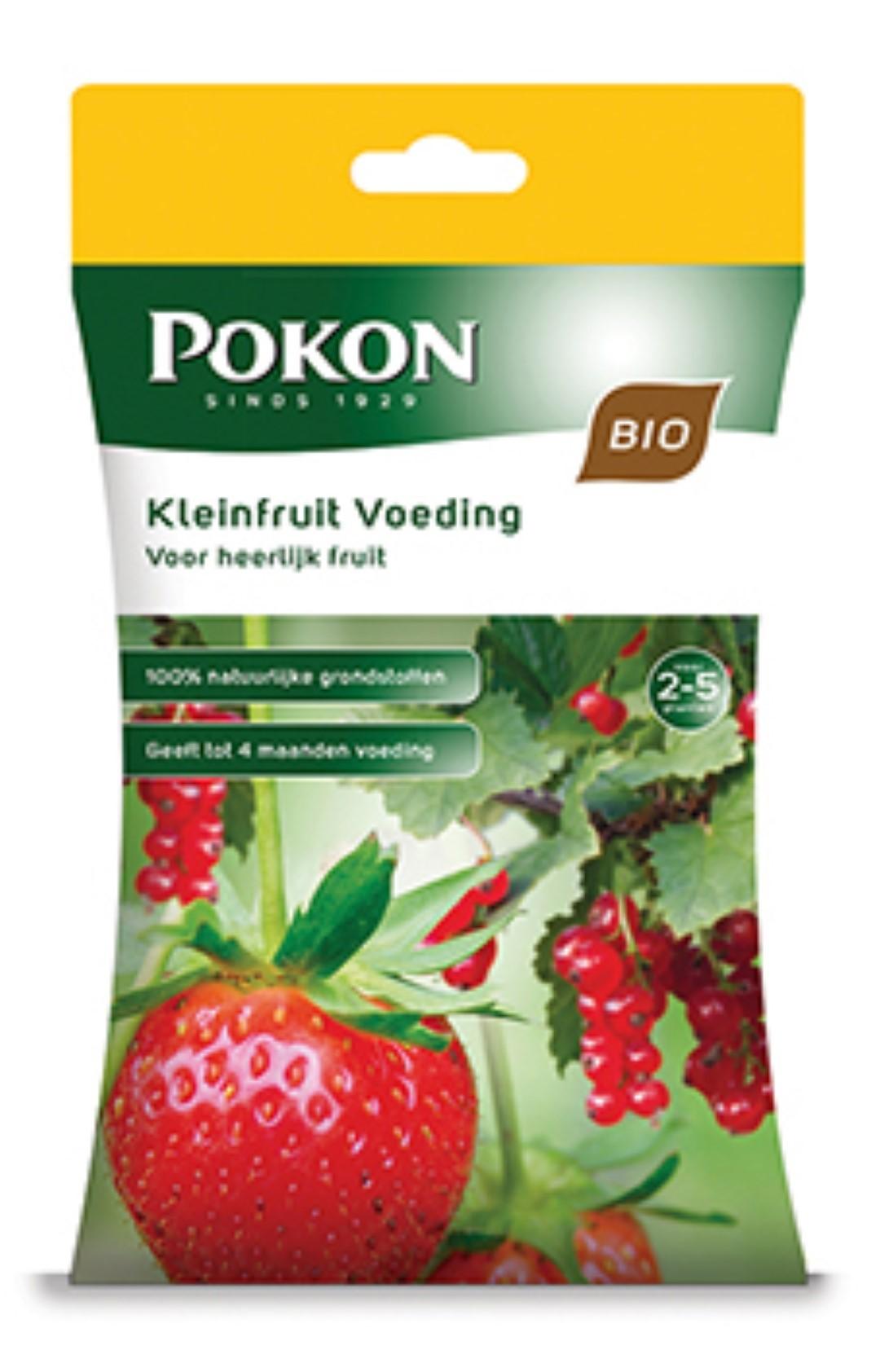 Kleinfruit Voeding 100gr