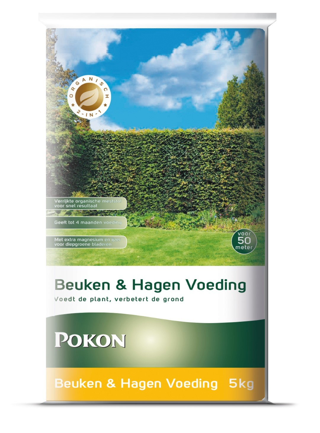 Beuken & Hagen Voeding 5 kg