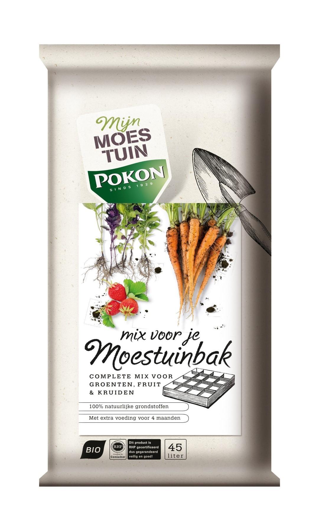 Mix voor je Moestuinbak 45L