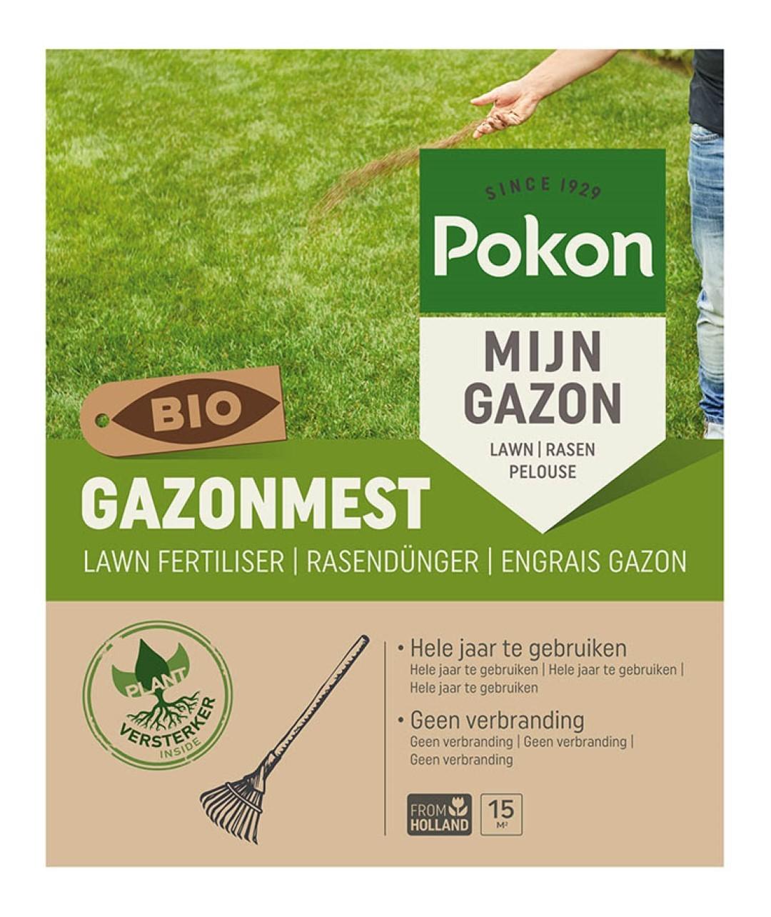 Bio Gazonmest 15m2