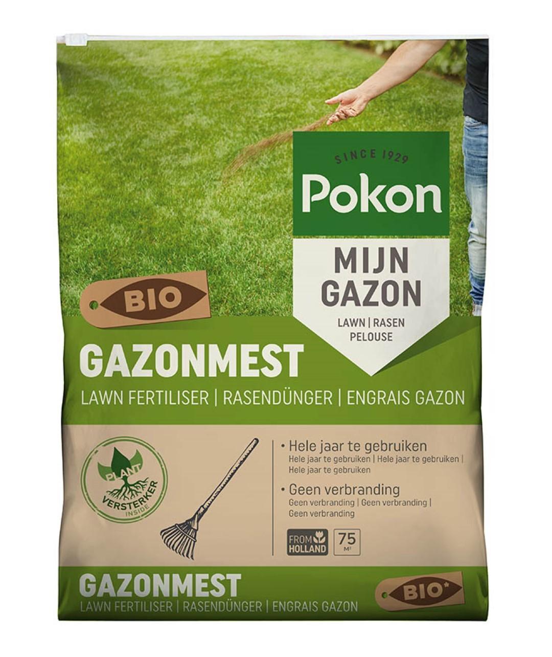 Bio Gazonmest 75m2