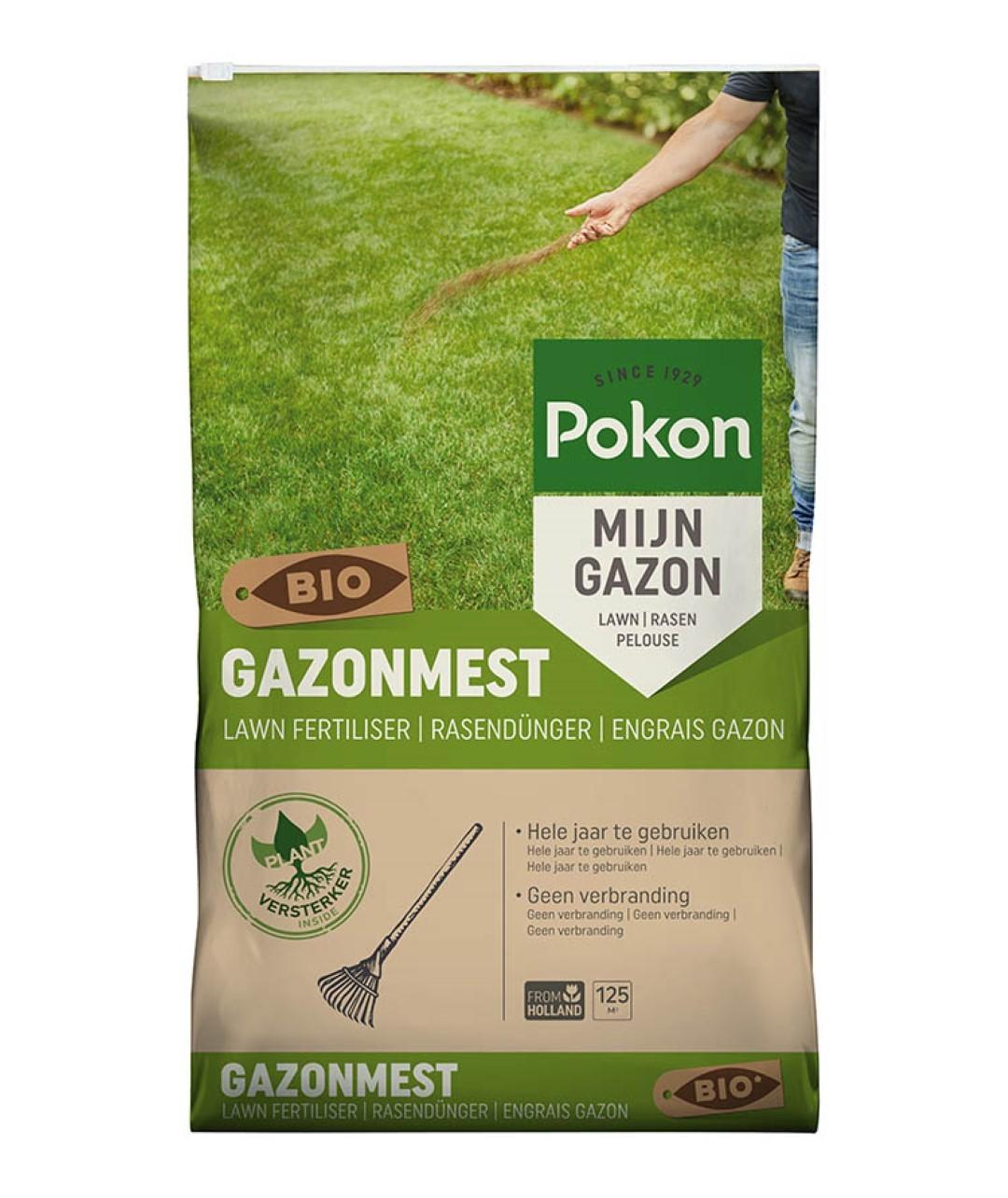 Bio Gazonmest 125m2