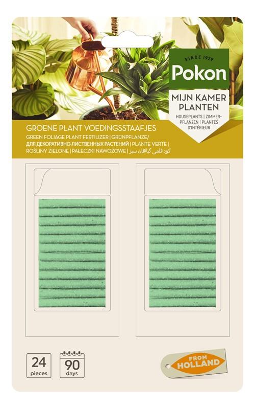 Pokon Groene Planten Voedingsstaafjes