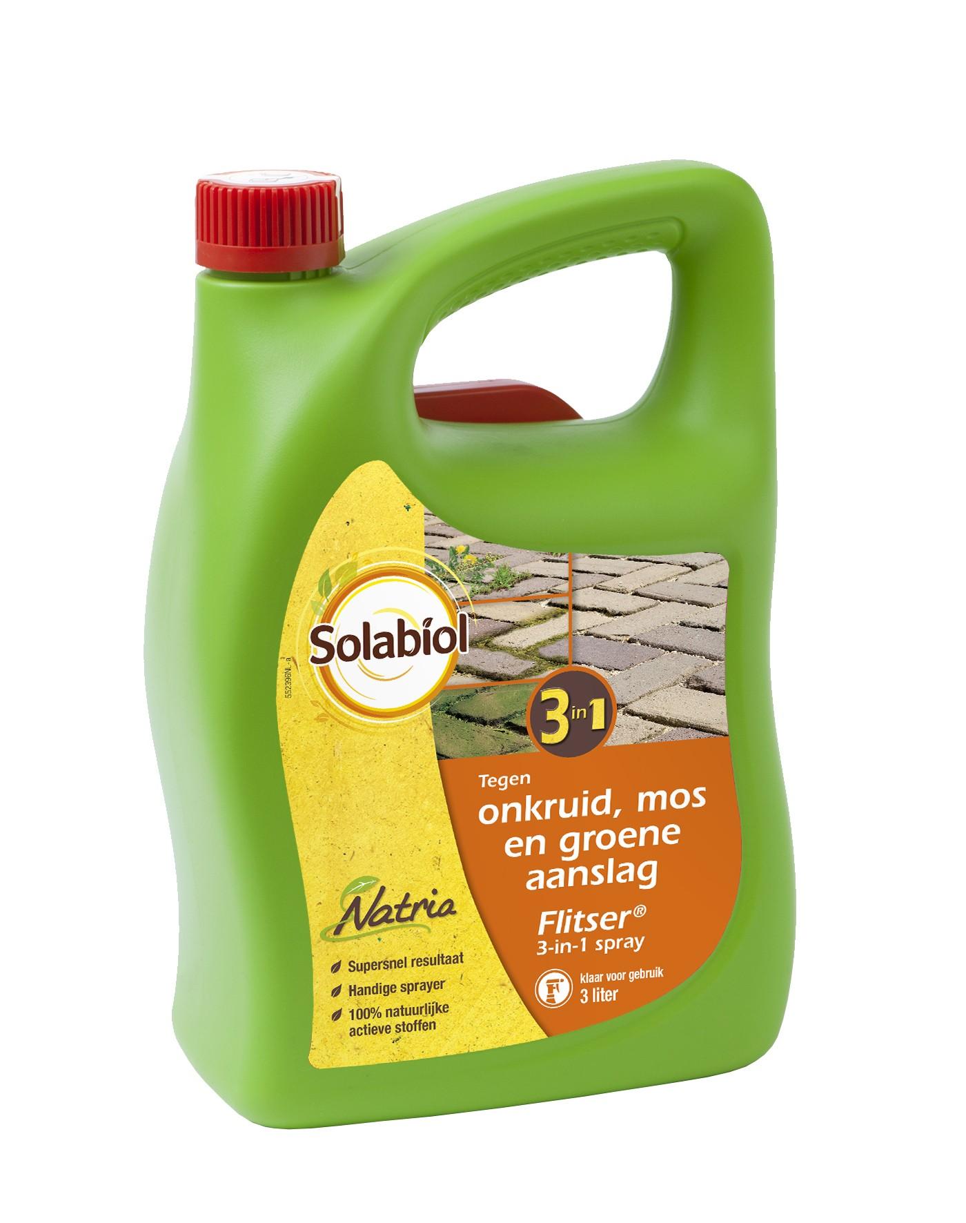 Flitser 3-in-1 spray 3L
