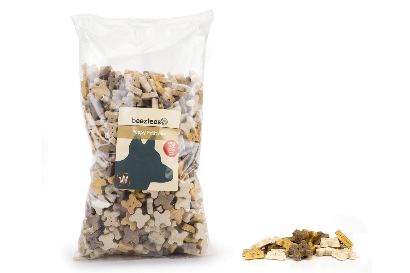 Puppy petit mix voordeelverpakking 1400g