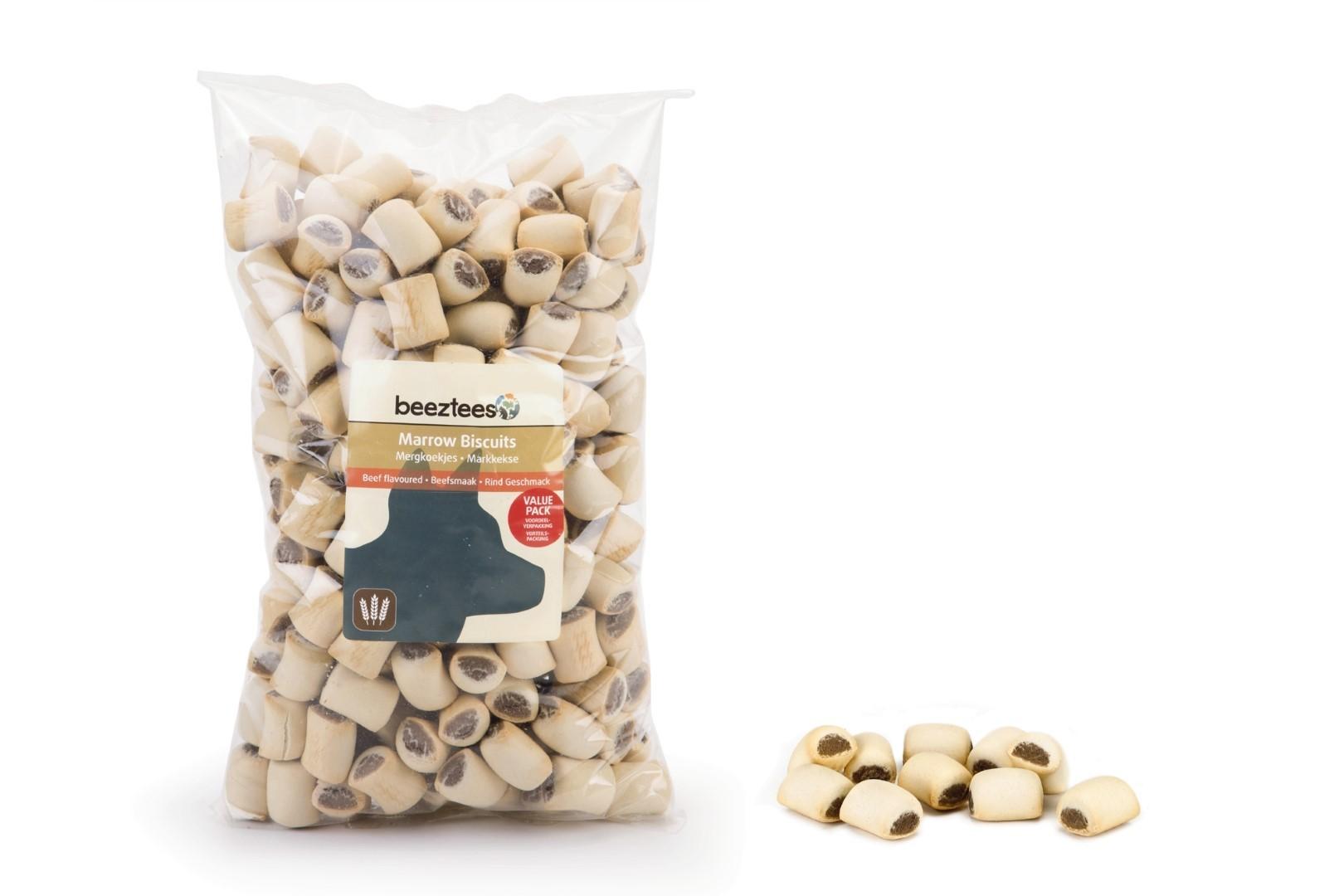 Mergkoekjes rund voordeelverpakking 1400g