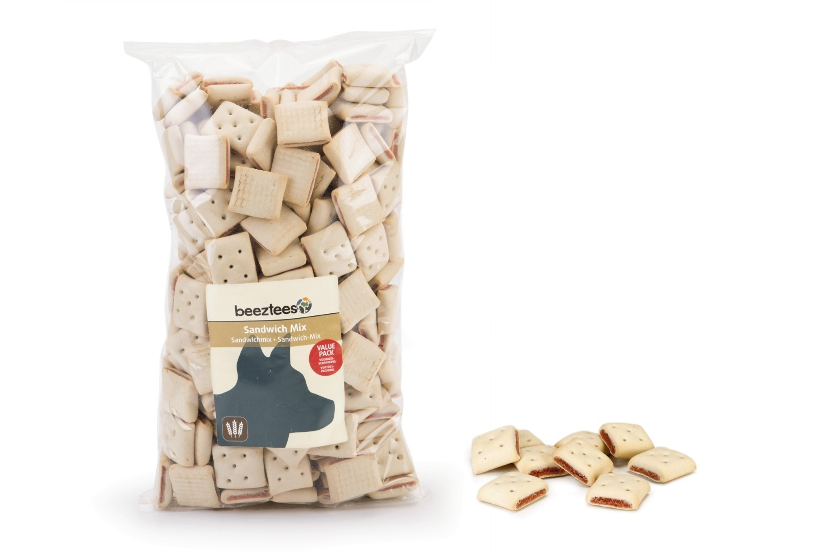 Sandwichmix voordeelverpakking 1400g
