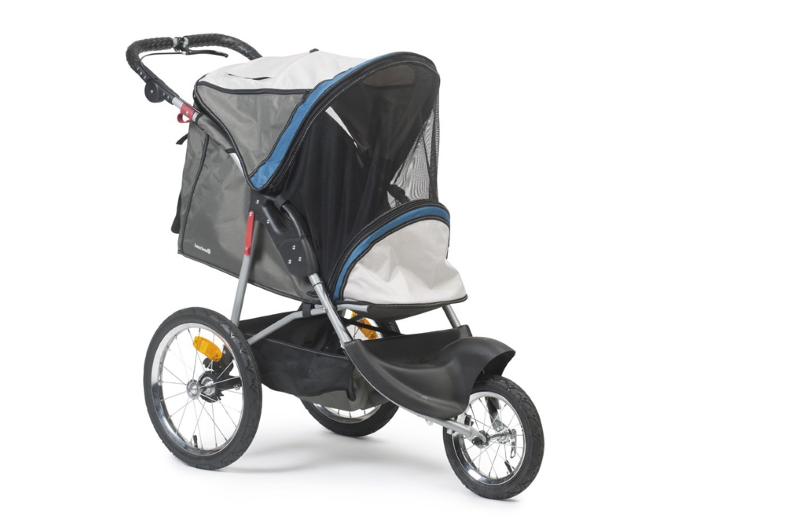 Beeztees buggy joggy grs/turq 123
