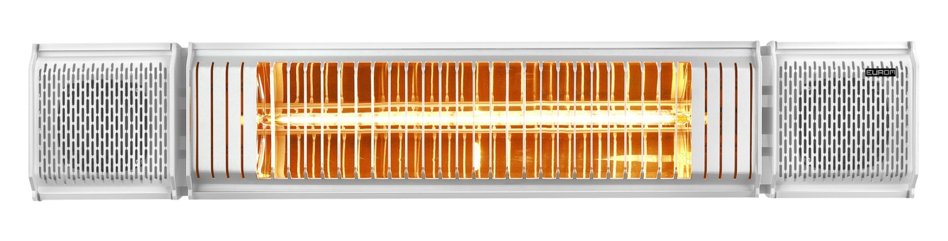 Elektrische terrasverwarmer Heat and Beat Wit