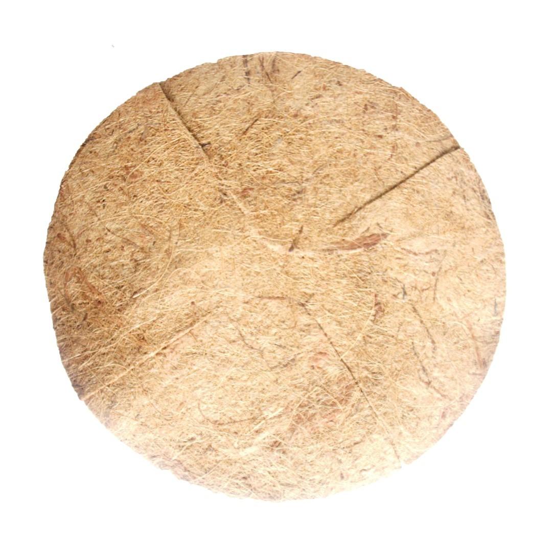 Inlegvel kokos rond 35cm