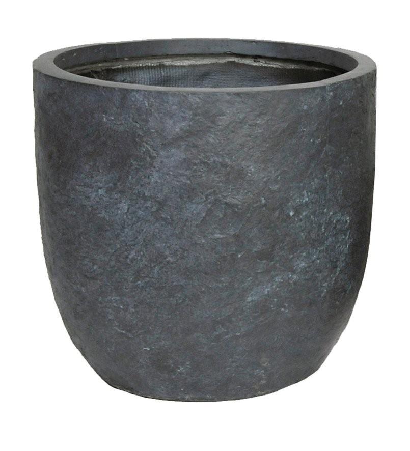 Arizona Egg Pot Graphite D45H43