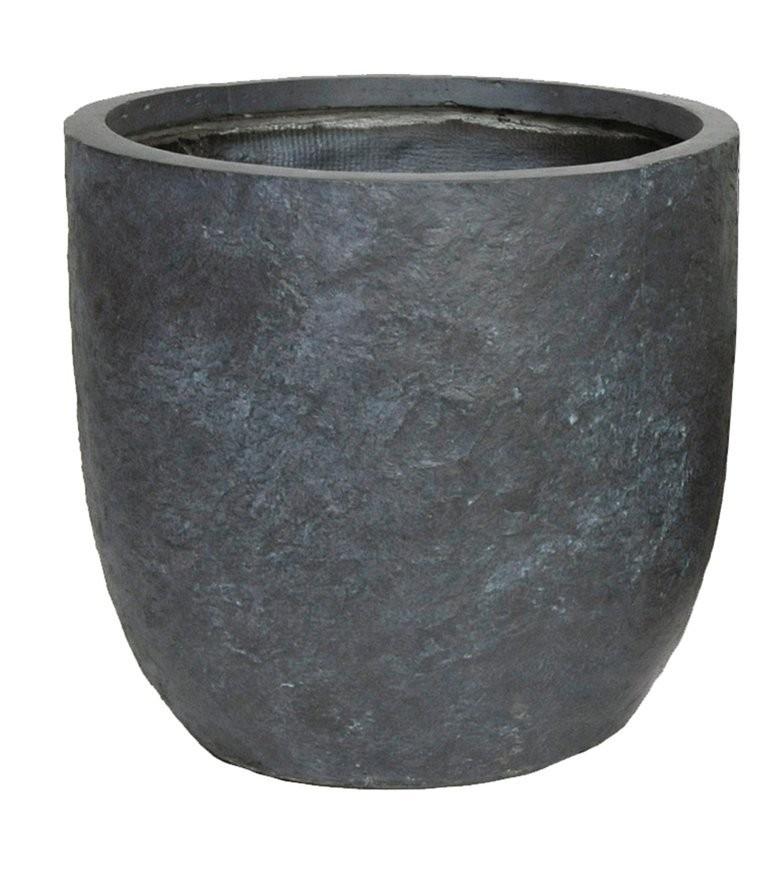 Arizona Egg Pot Graphite D32H31