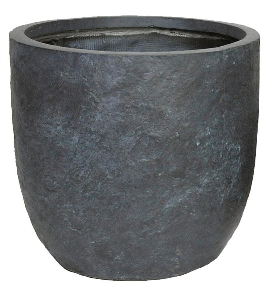 Arizona Egg Pot Graphite D39H38