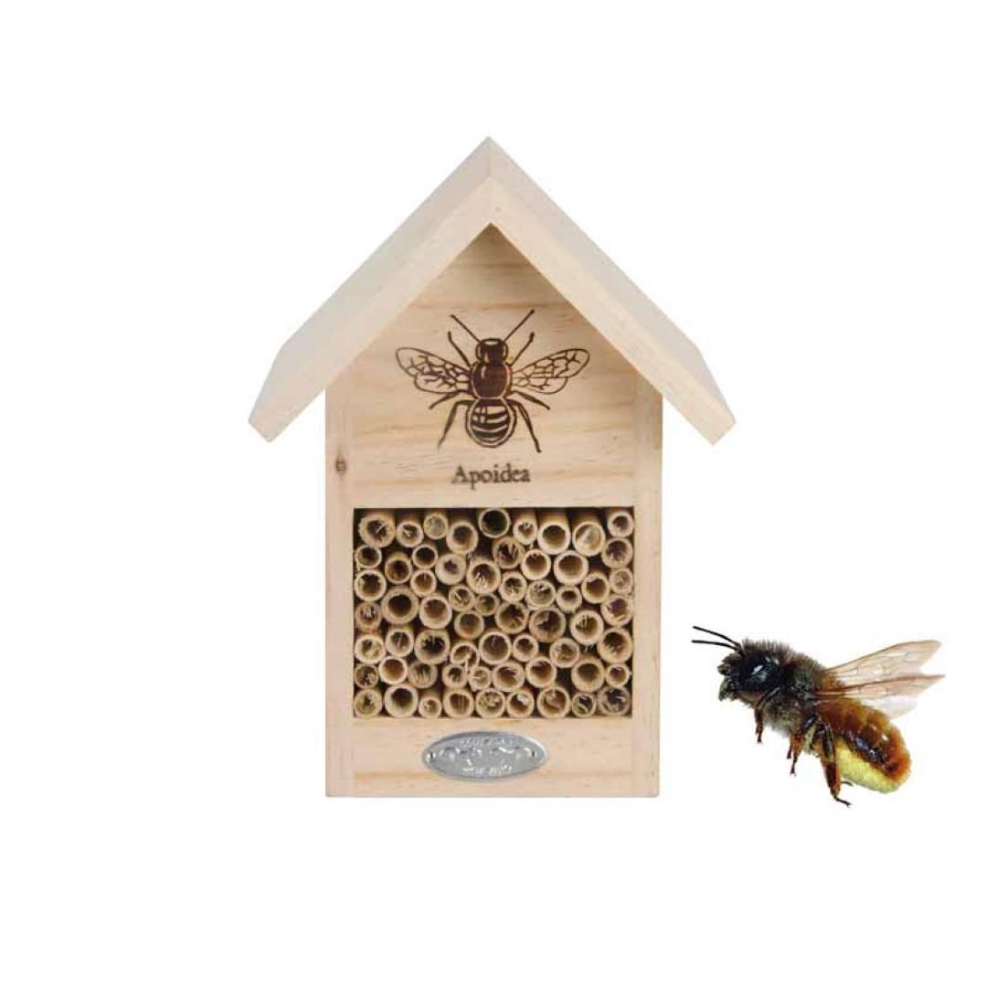 Bijenhuis silhouet