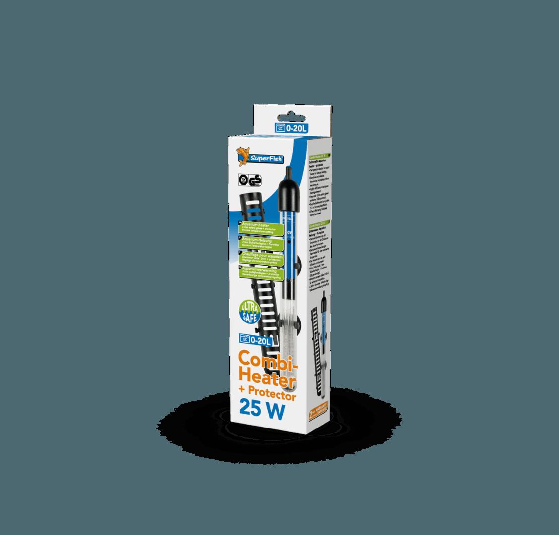 Superfish gs combi heater 25 watt