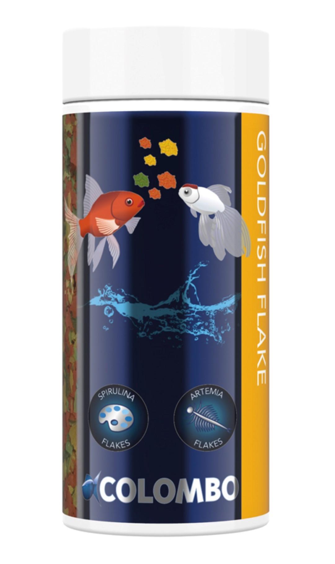 Colombo goldfish vlokken 250 ml