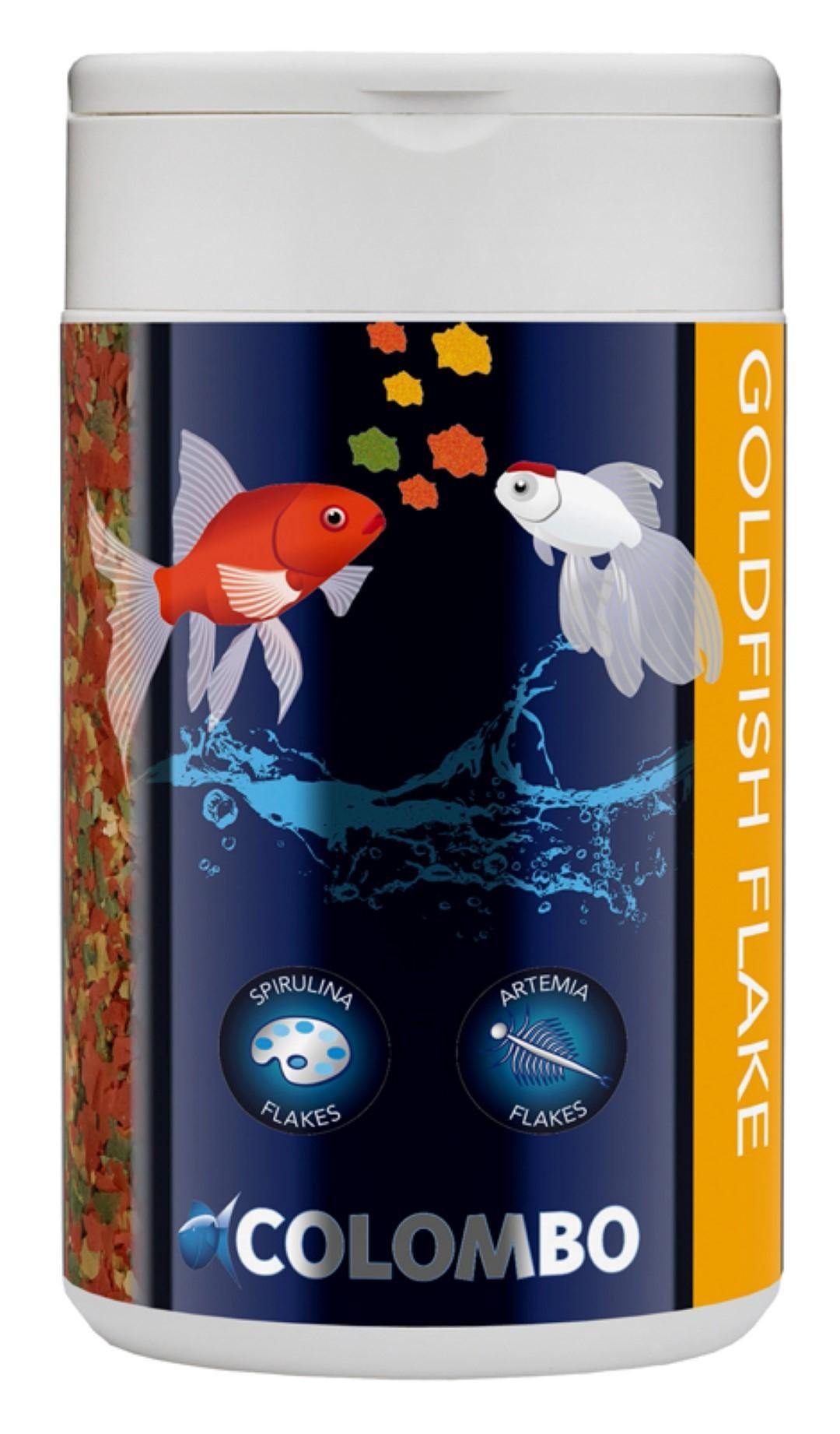 Colombo goldfish vlokken 1.000 ml