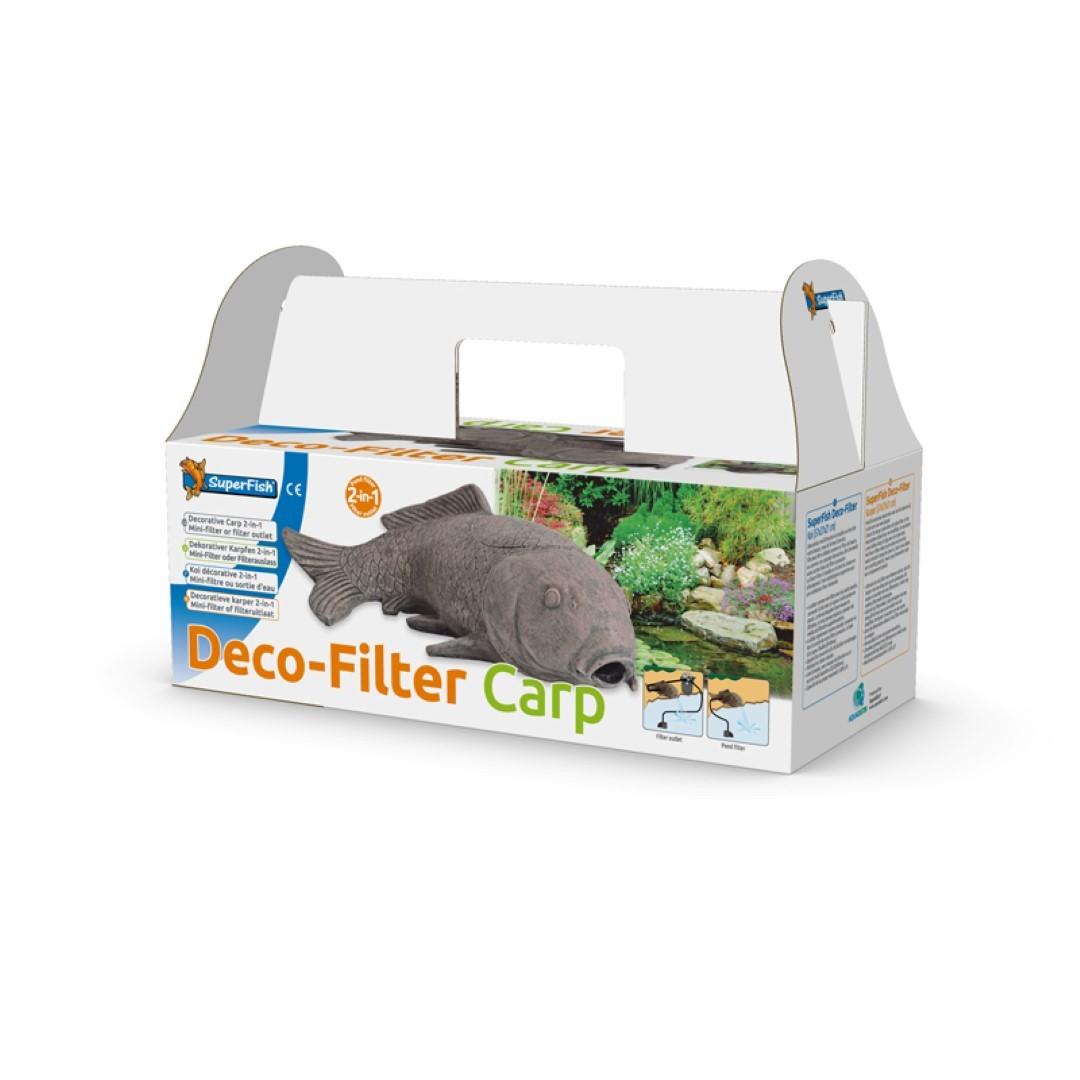 Superfish carp filter