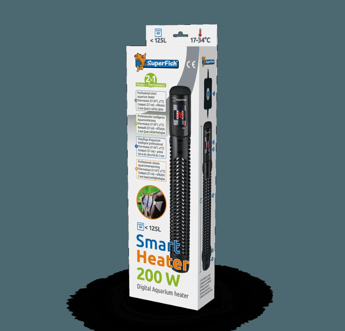 Superfish smart heater 200 watt