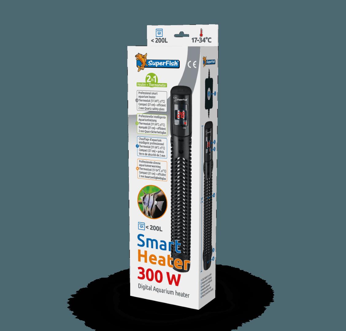 Superfish smart heater 300 watt