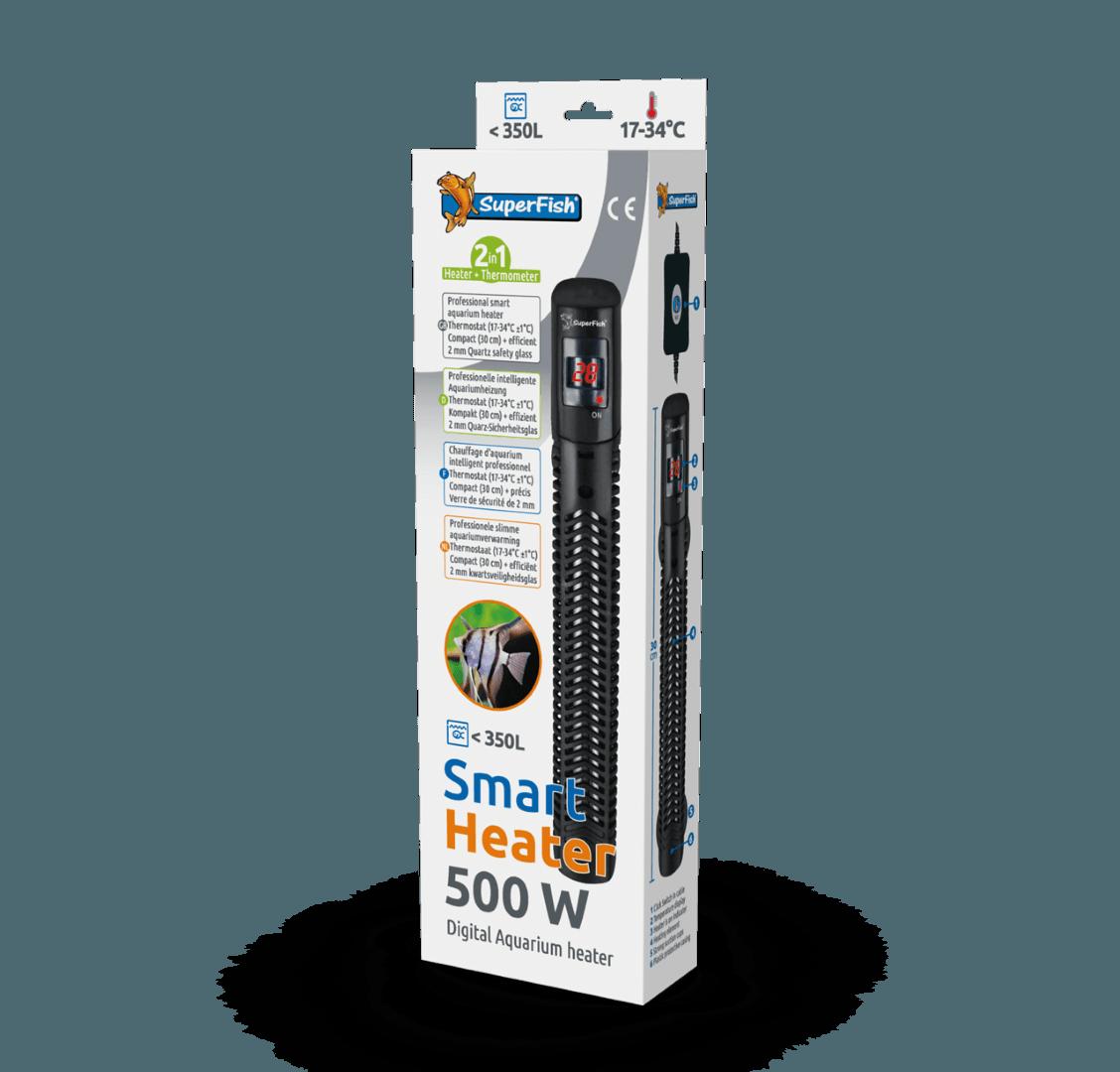 Superfish smart heater 500 watt