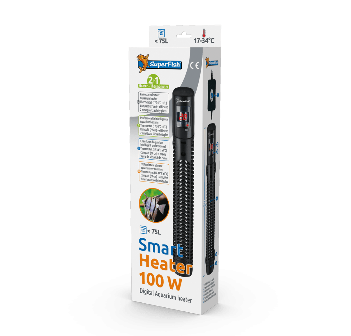 Superfish smart heater 100 watt