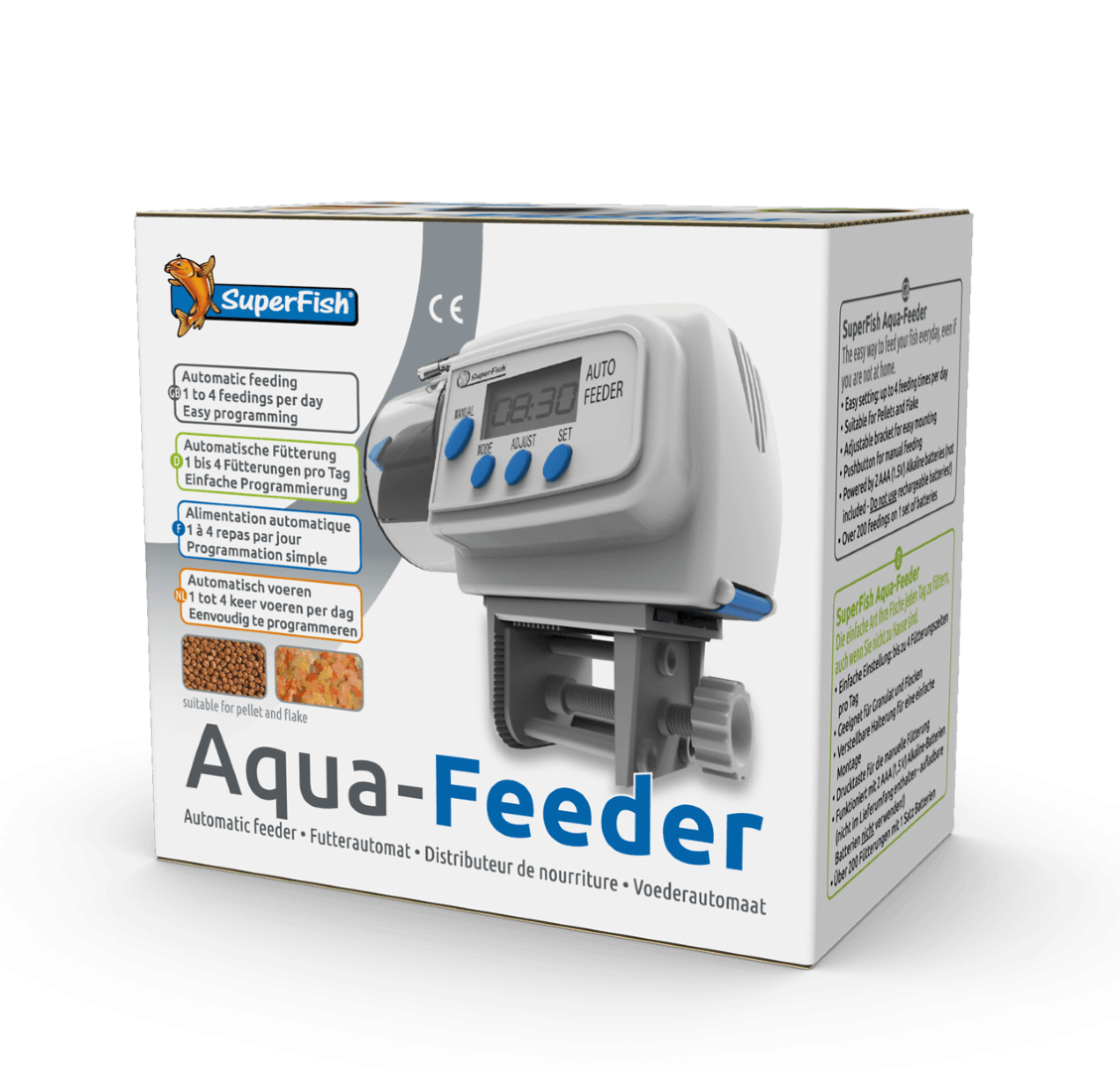 Superfish aqua feeder wit