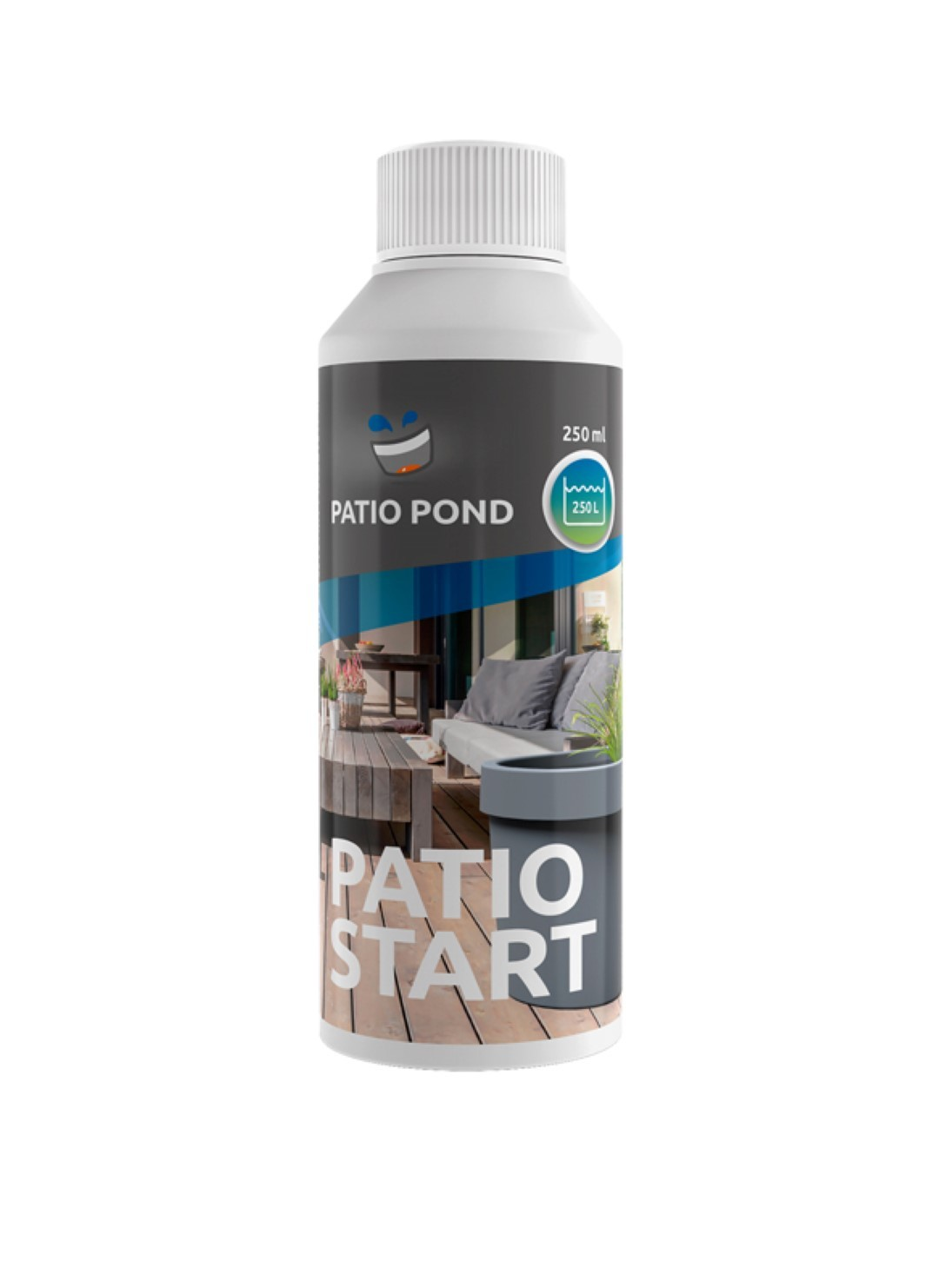 Superfish patio pond bacto start 250 ml