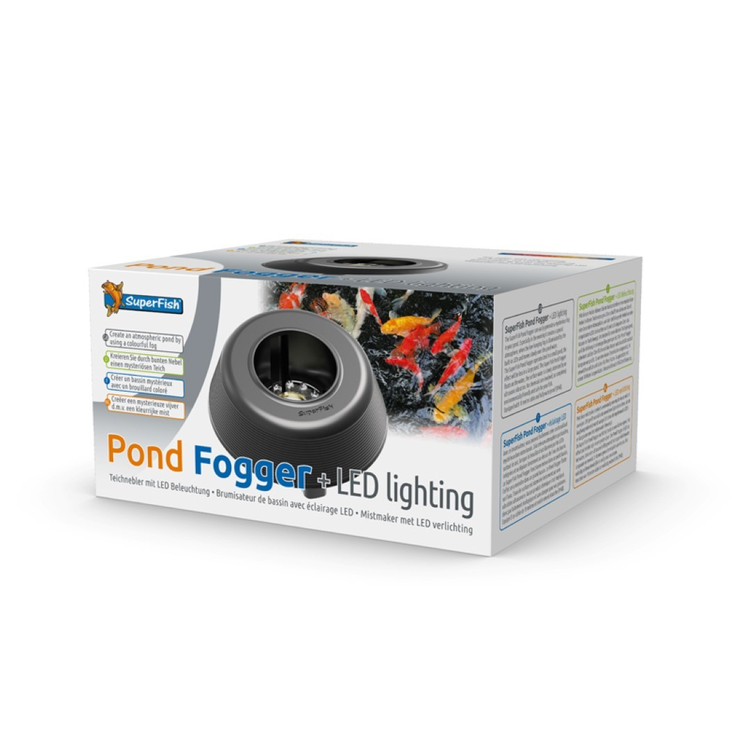 Superfish pond fogger