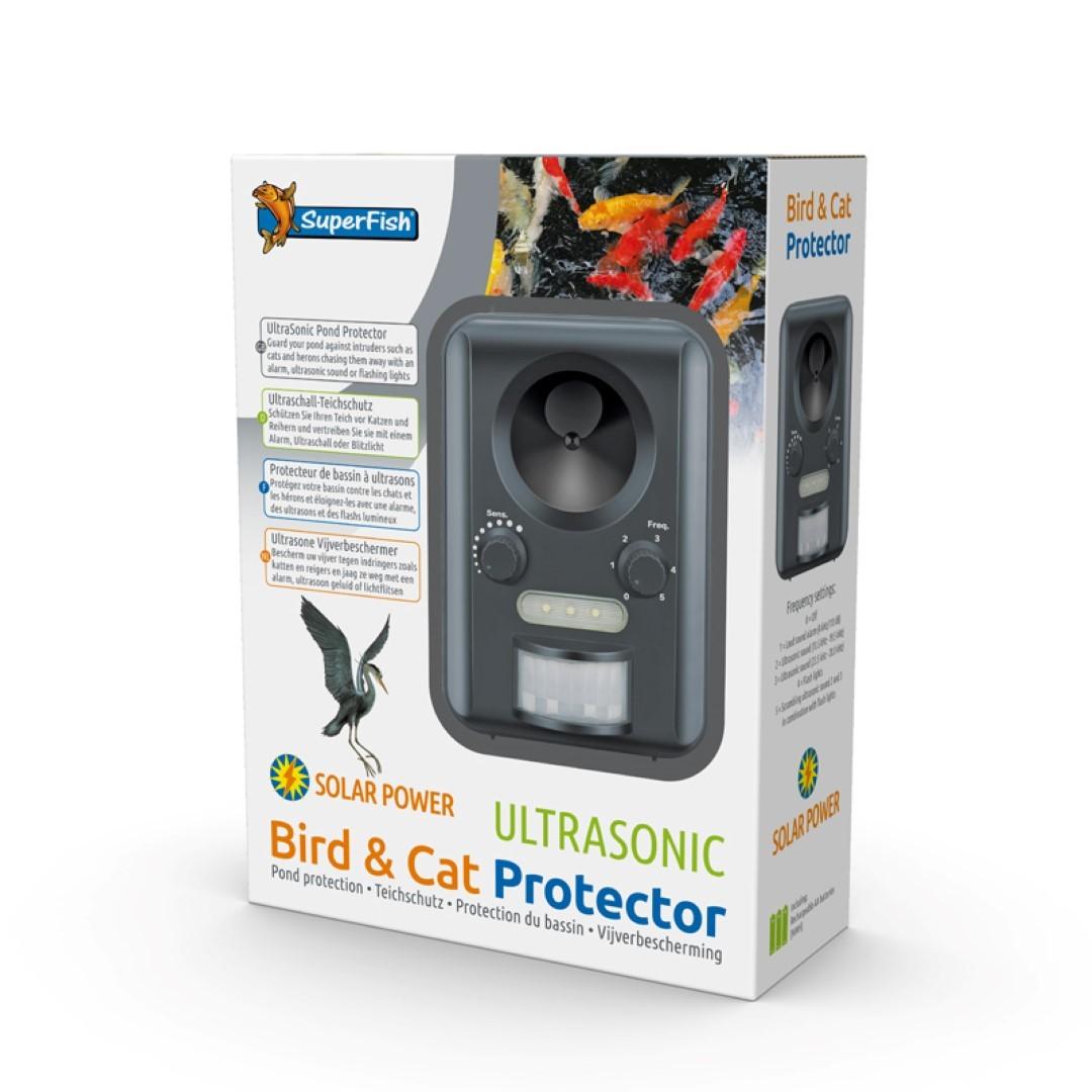 Superfish bird&cat protector