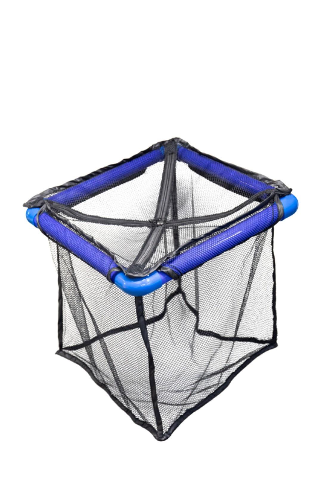 Kp Floating Fish Cage 50X50X50 Cm vijver
