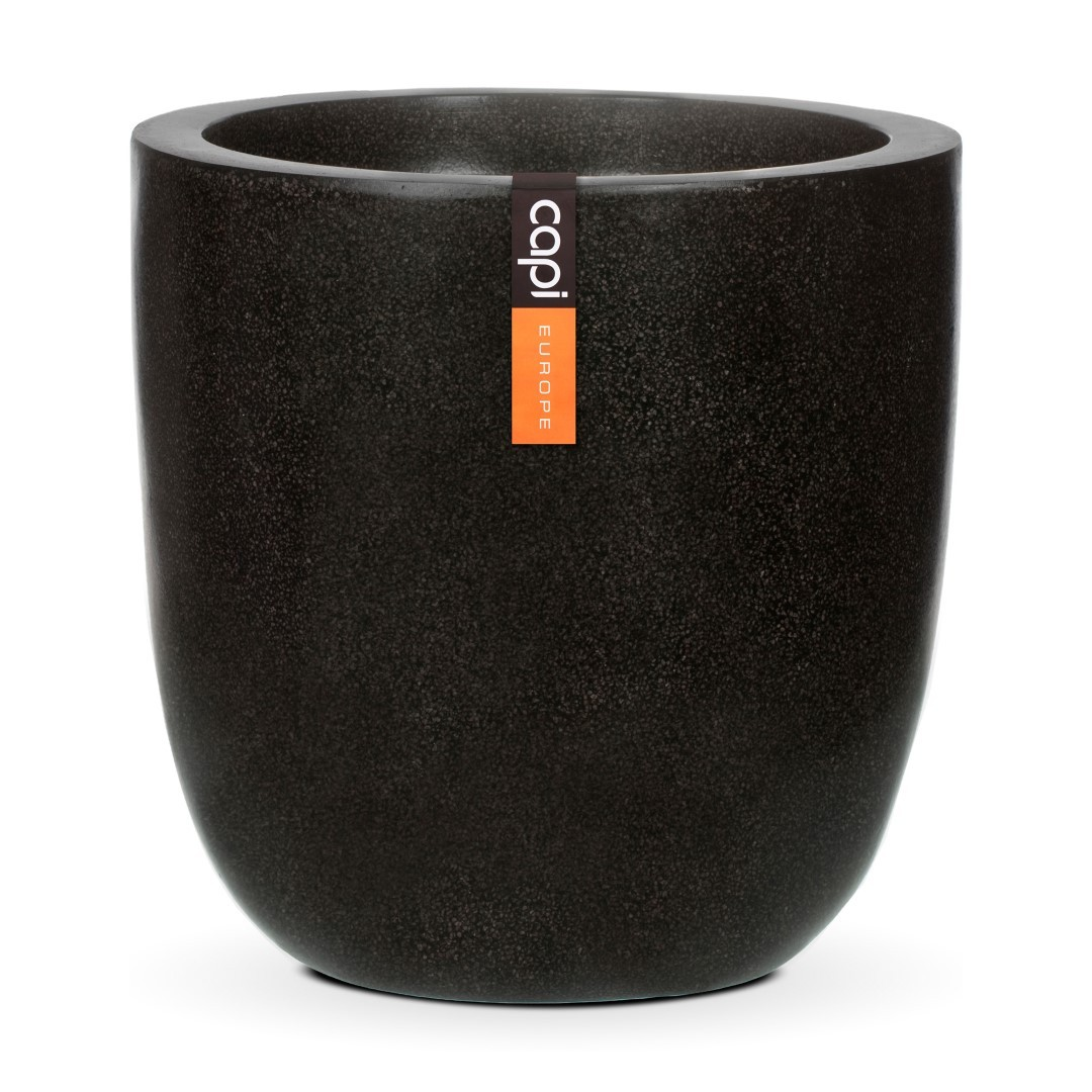 Pot bol VI 68x76 zwart
