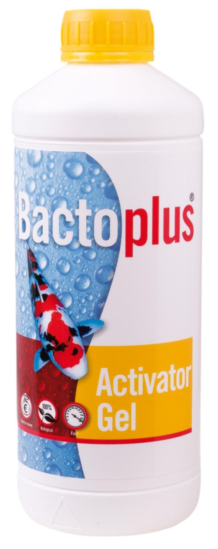 Bactoplus Activator Gel 1 Liter vijver