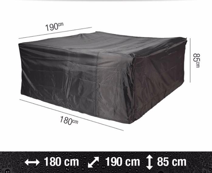 AeroCover Tuinsethoes 180 cm x 190 cm x 85 cm
