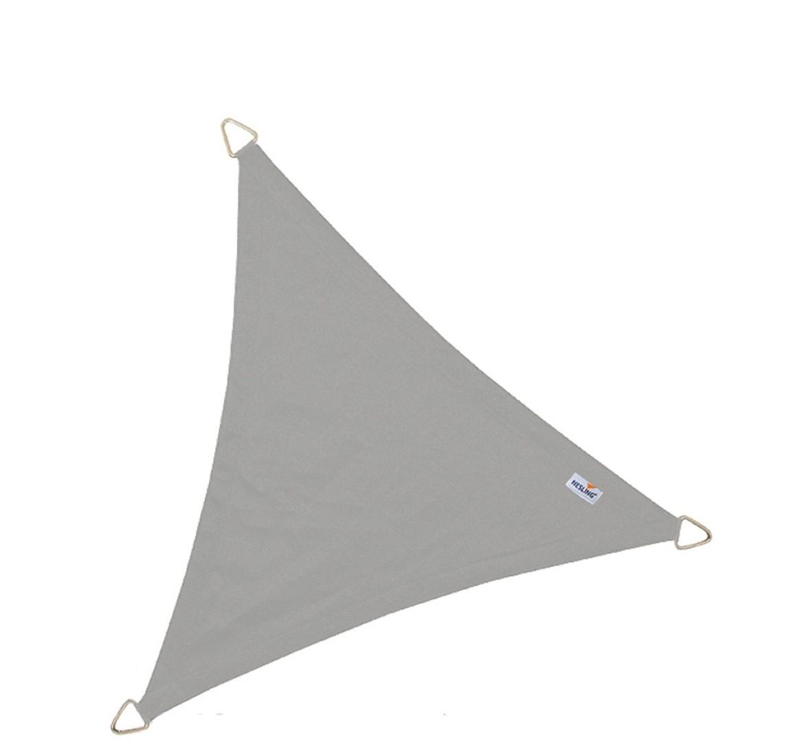 Driehoek 4,0 x 4,0 x 4,0m, Grijs