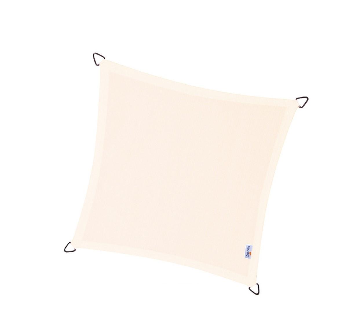 Vierkant 4,0 x 4,0 x 4,0 x 4,0m, Cream