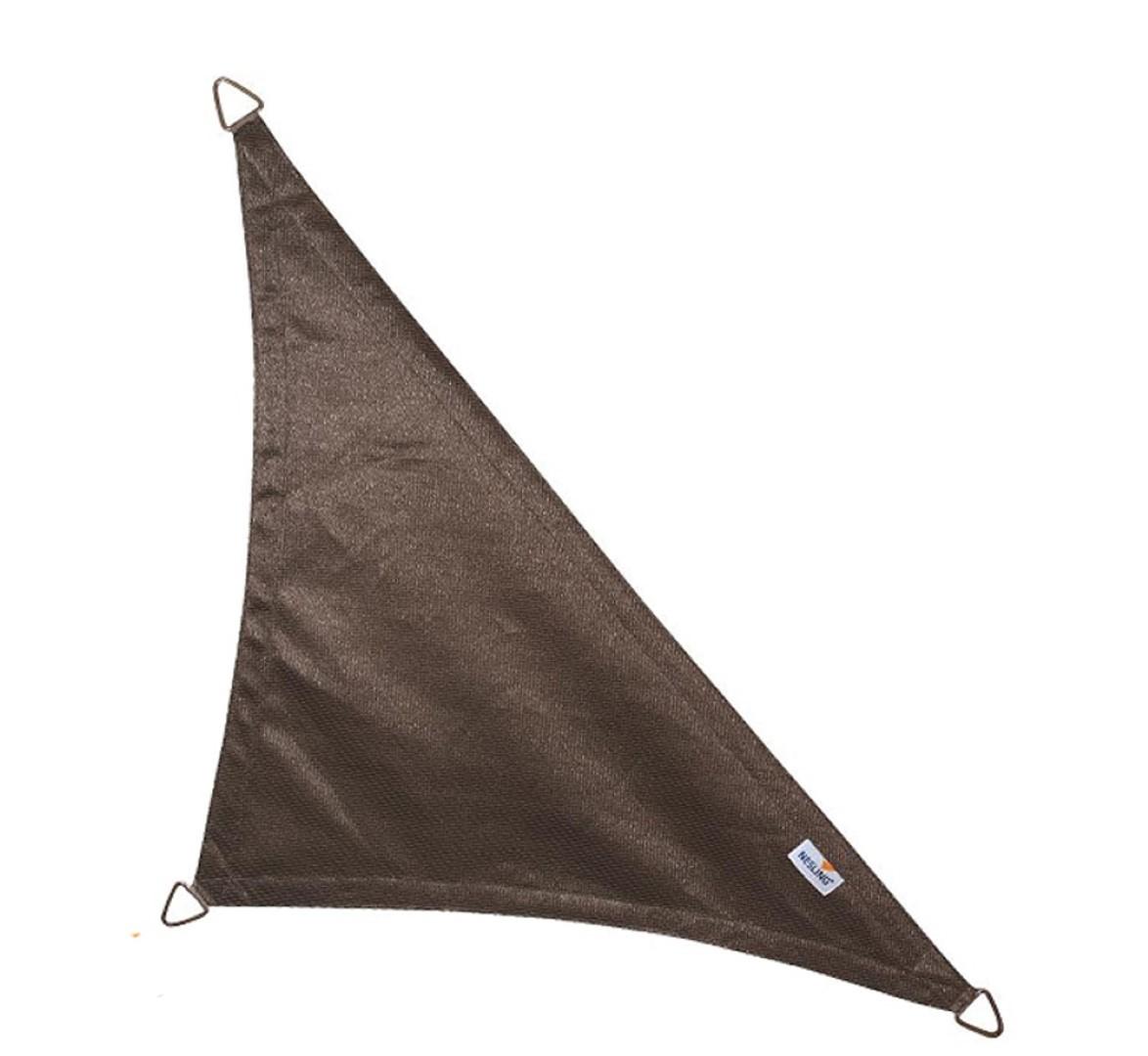 Driehoek 90 , 5,0 x 5,0 x 7,1m, Antraciet