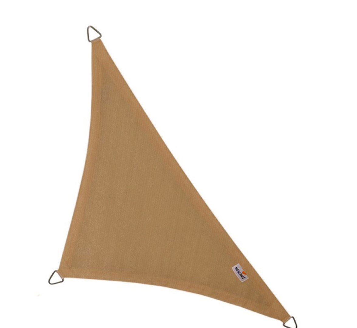 Driehoek 90 , 4,0 x 4,0 x 5,7m, Zand // Sand
