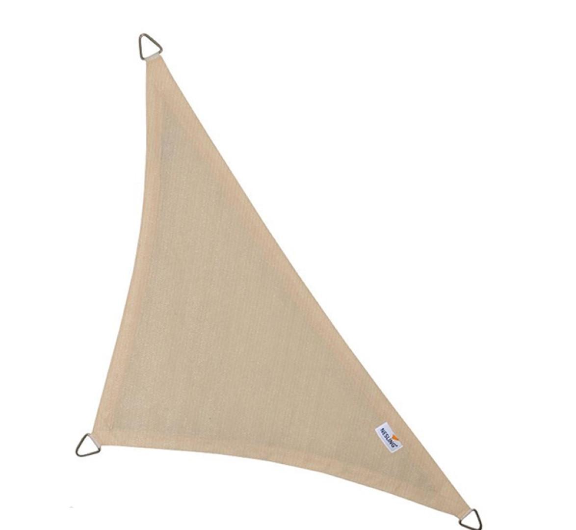 Driehoek 90 , 4,0 x 4,0 x 5,7m, Gebroken Wit