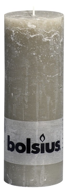 Stompkaars krijt Rustiek 190 x 68 mm