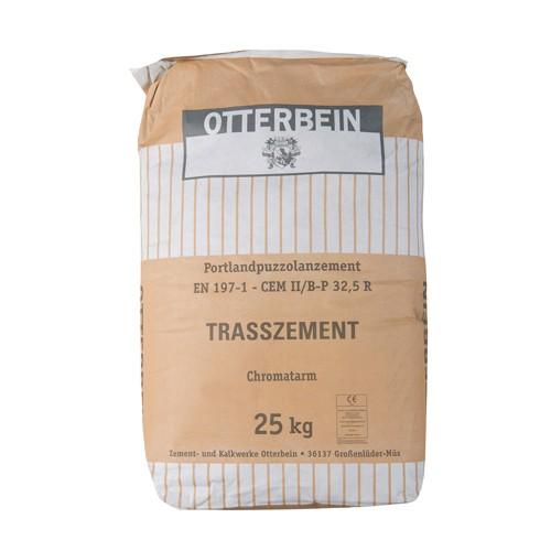 Trascement grijs 25 kg