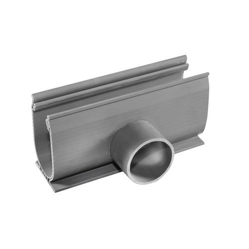 U litera drain zijafv. 6x13x20-d60 mm