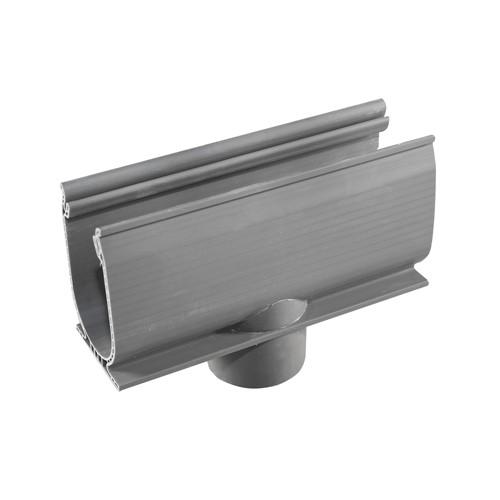 U litera drain onderafv 6x13x20-d60 mm