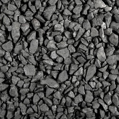 35 stuks! Basalt split zwart 16/32 mm 20 kg