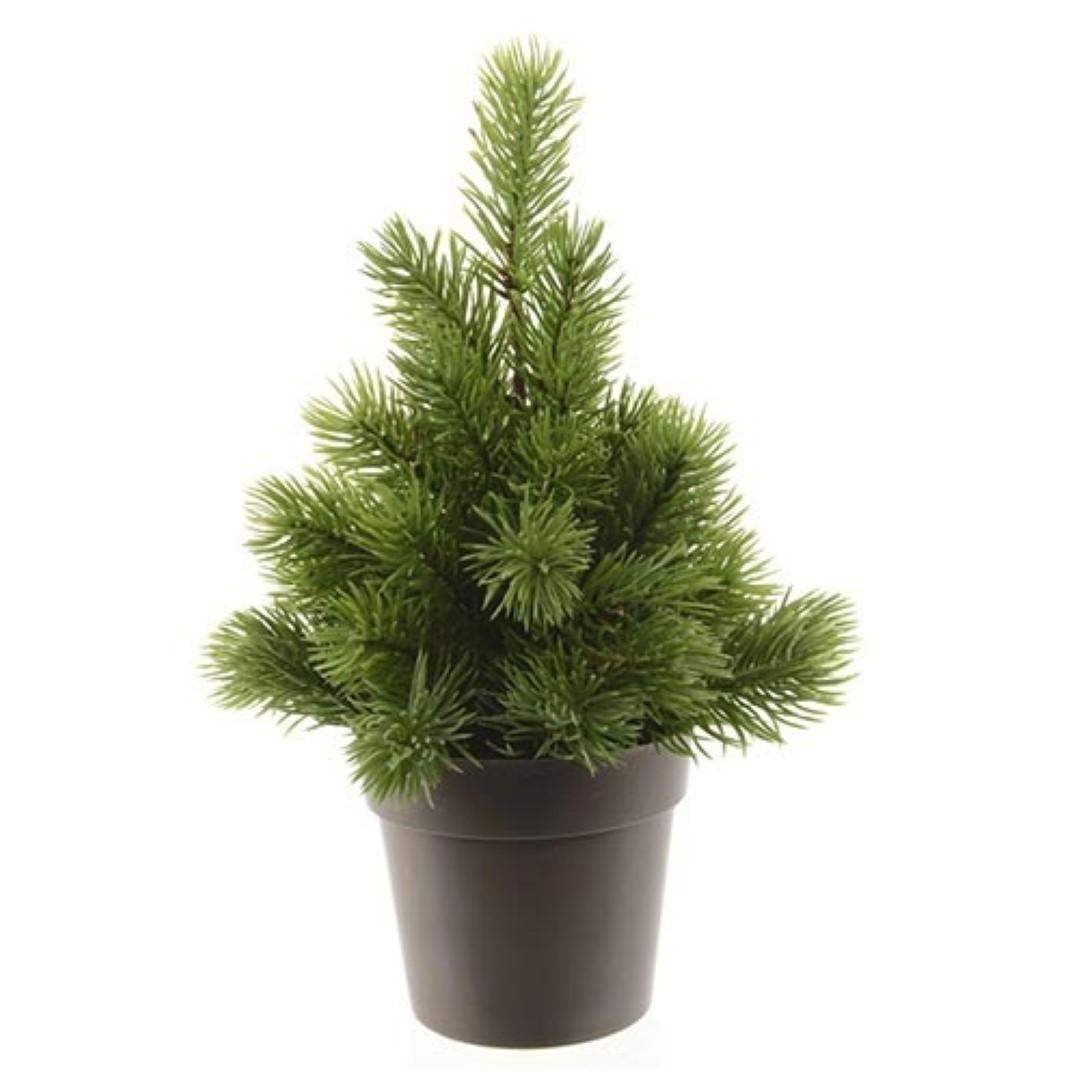 Buitengewoon de Boet Kunstkerstboom In Pot - 25 cm