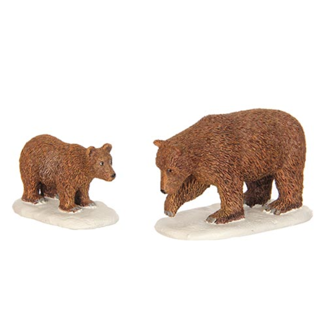 Luville Bear and Cub