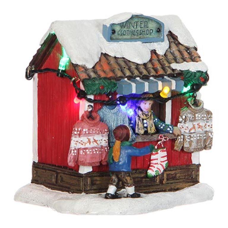 Luville Winter Clothes Shop