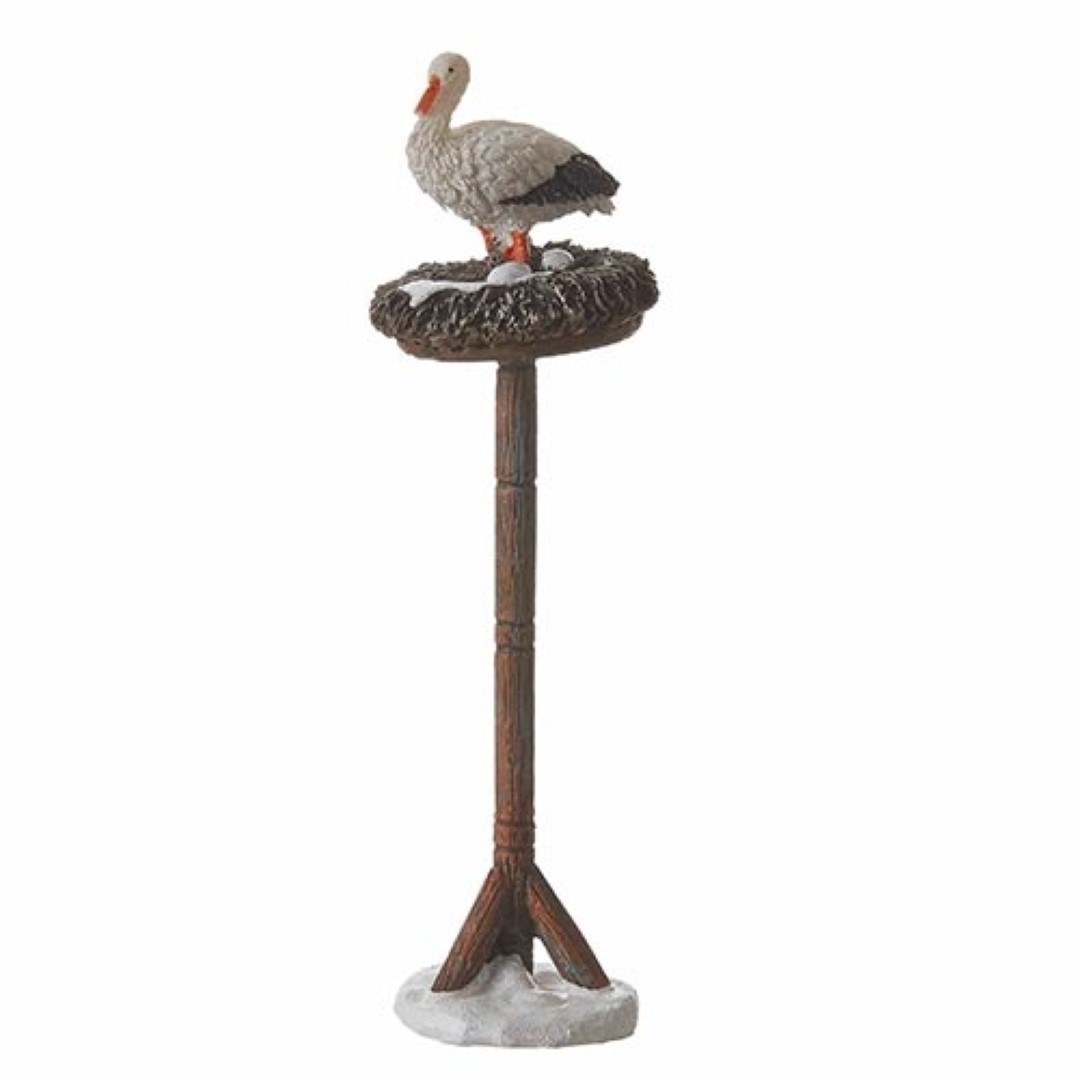 Luville Storks Nest Brown