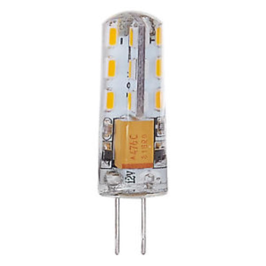 1,5W G4 LED Maislampje AC/DC 3000K